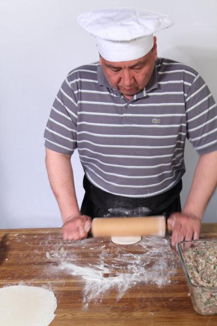 Russian cheburek 17