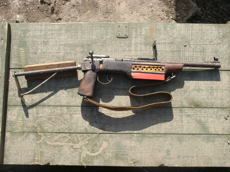 chechn self-made weapons 12