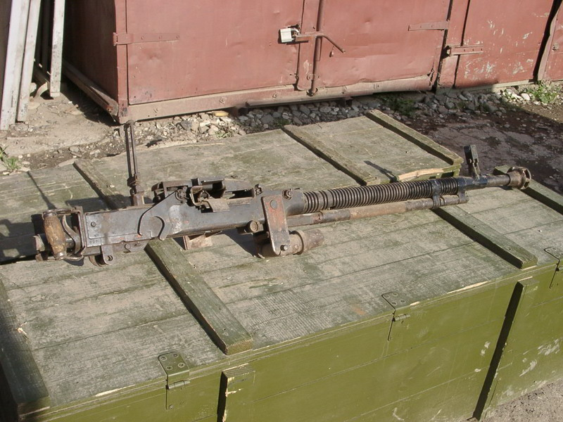 chechn self-made weapons 15