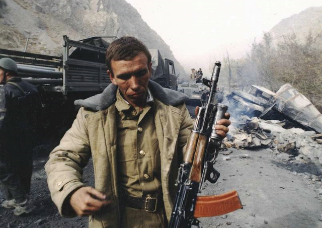 war in russian chechnya