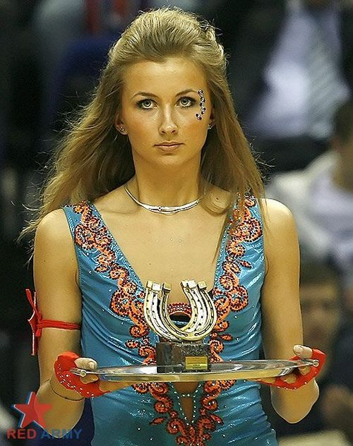 Russian Cheerleaders 14