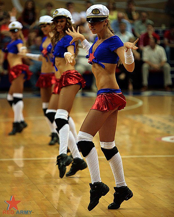 Russian Cheerleaders 28