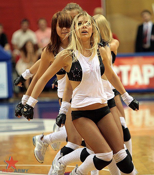 Russian Cheerleaders 29
