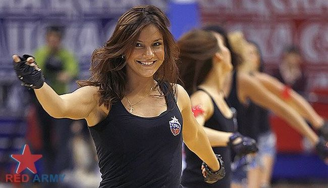 Russian Cheerleaders 35