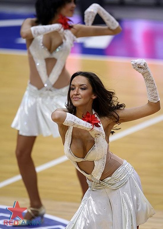 Russian Cheerleaders 60