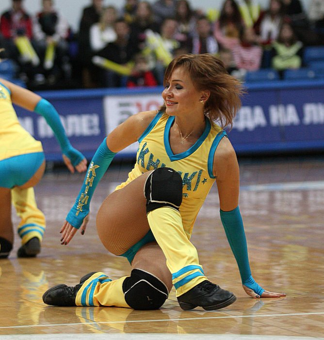 Russian cheerleading girls 6