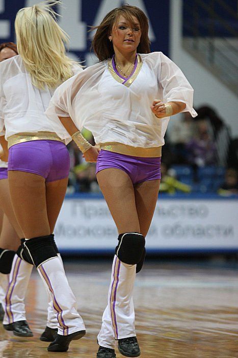 Russian cheerleading girls 8