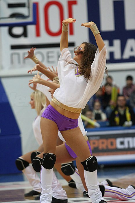 Russian cheerleading girls 9
