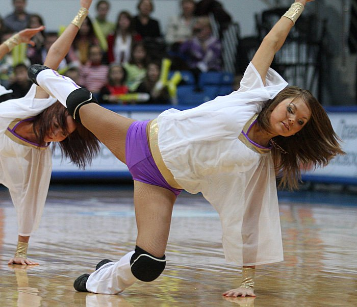 Russian cheerleading girls 11