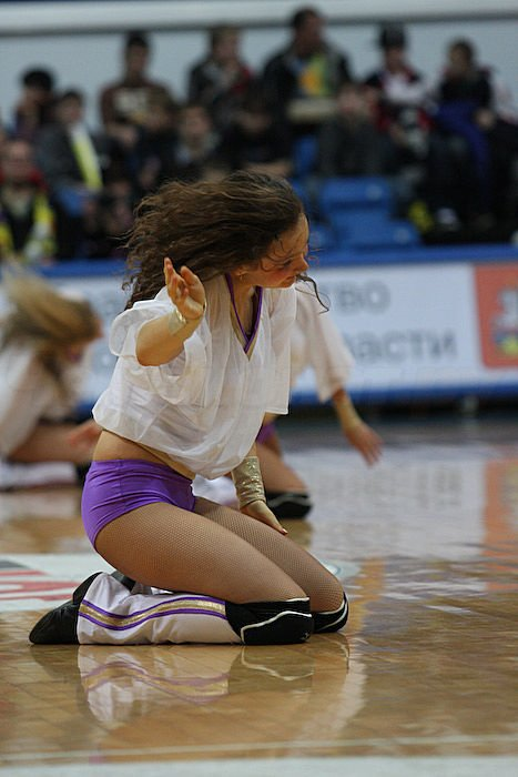 Russian cheerleading girls 13