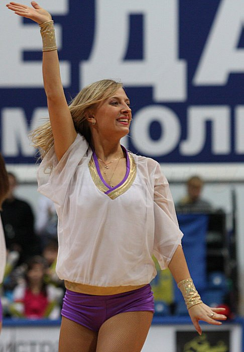 Russian cheerleading girls 14