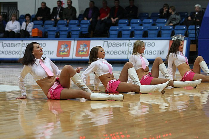 Russian cheerleading girls 21