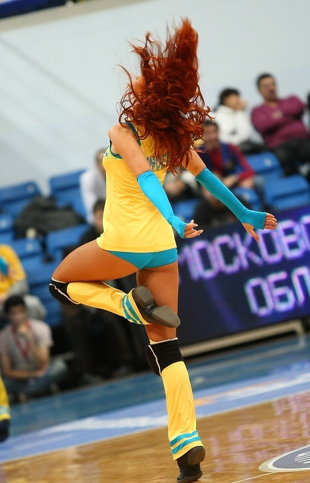 Russian cheerleading girls 24