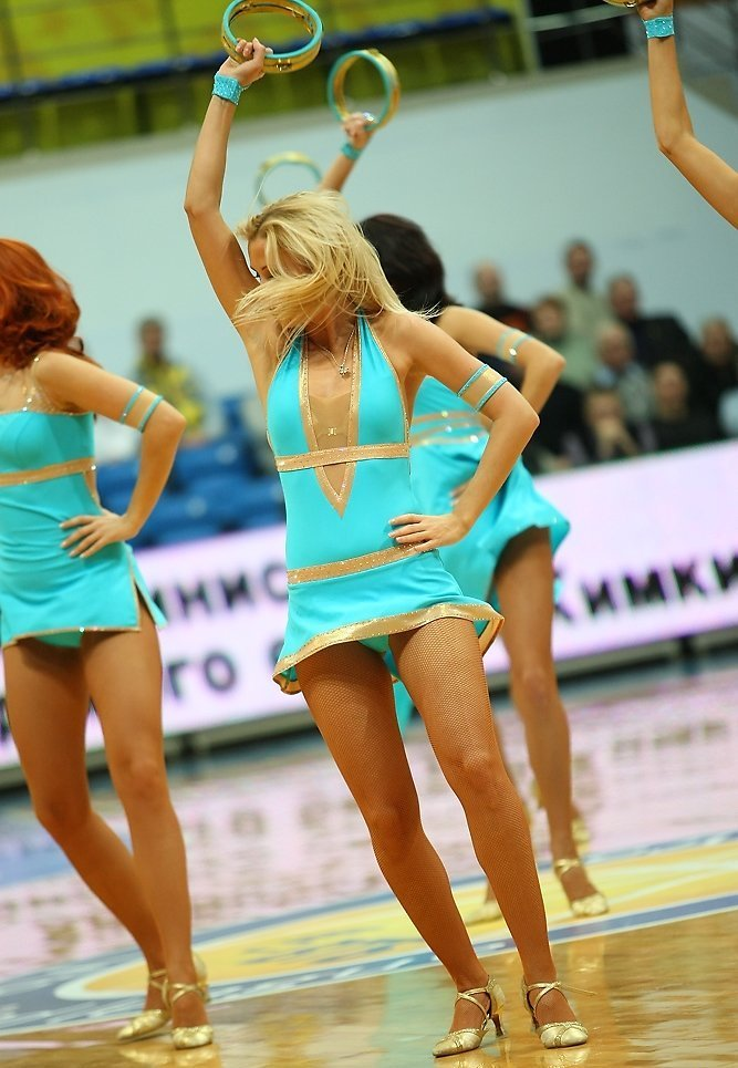 Russian cheerleading girls 26