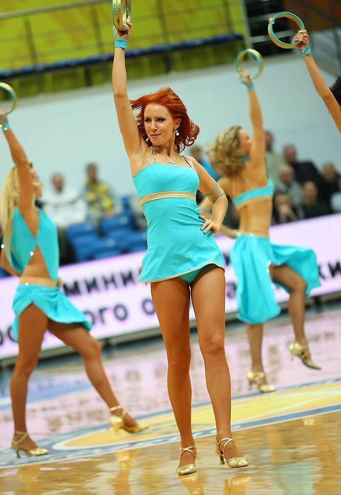 Russian cheerleading girls 27