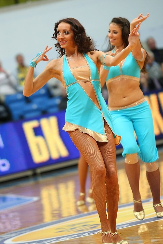 Russian cheerleading girls 28