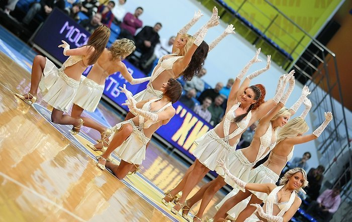 Russian cheerleading girls 31