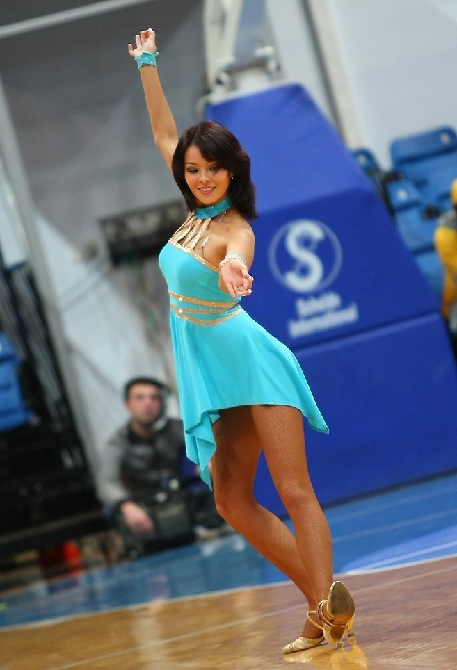 Russian cheerleading girls 34