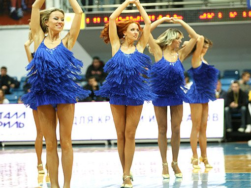 Russian cheerleading girls 36