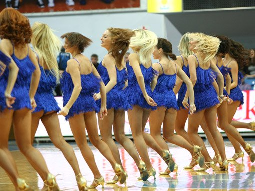 Russian cheerleading girls 46