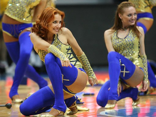Russian cheerleading girls 49