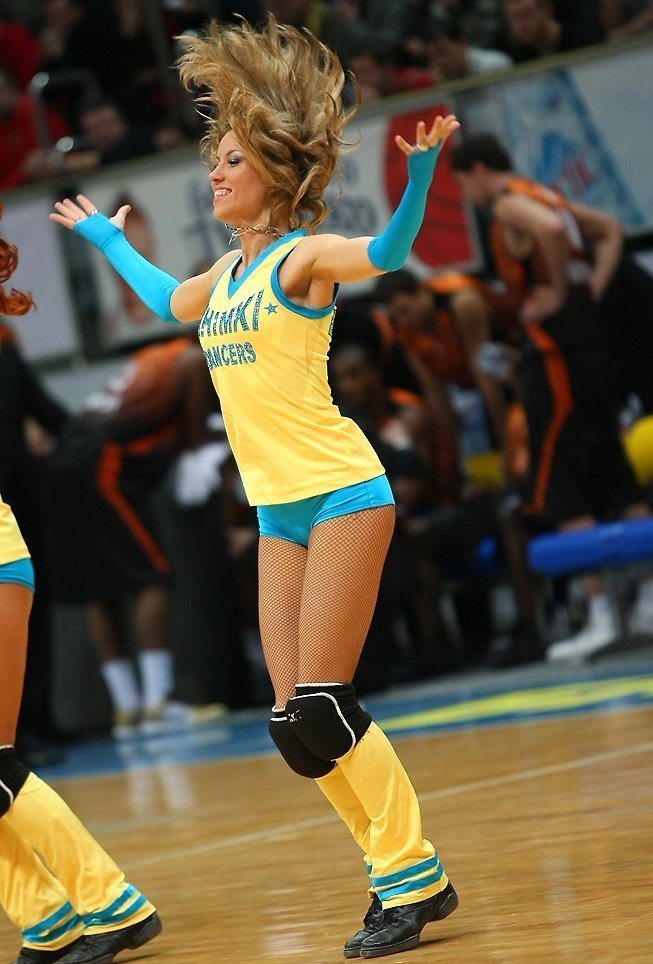 Russian cheerleading girls 58