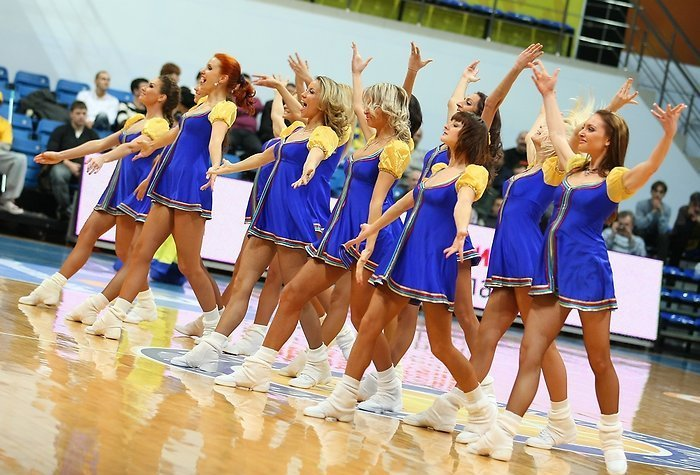 Russian cheerleading girls 59