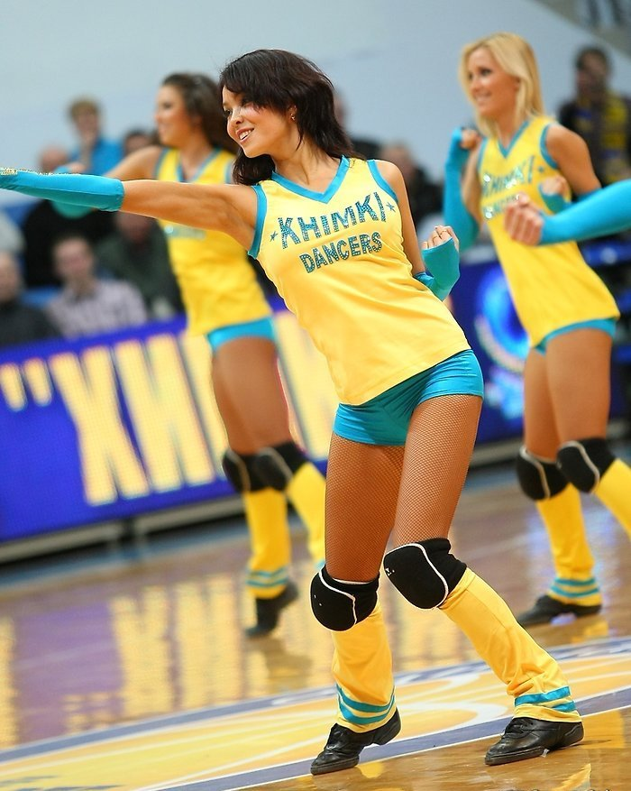 Russian cheerleading girls 60