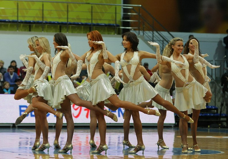 Russian cheerleading girls 65