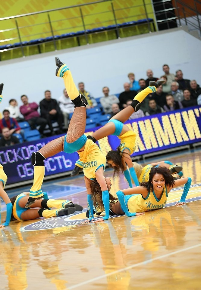 Russian cheerleading girls 69
