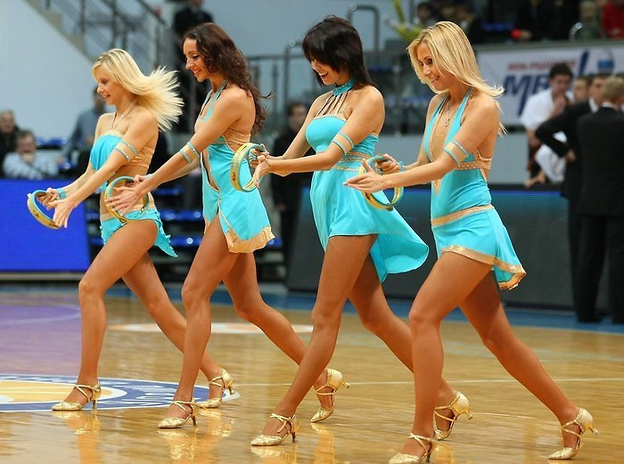 Russian cheerleading girls 73
