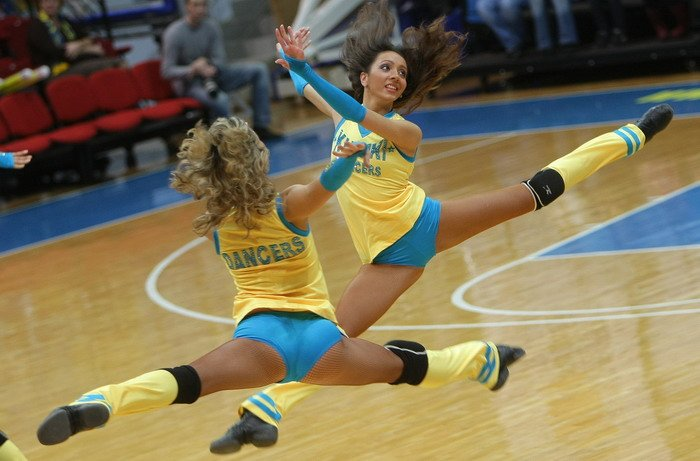 Russian cheerleading girls 78