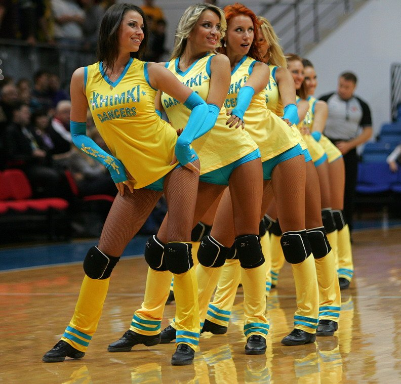 Russian cheerleading girls 82