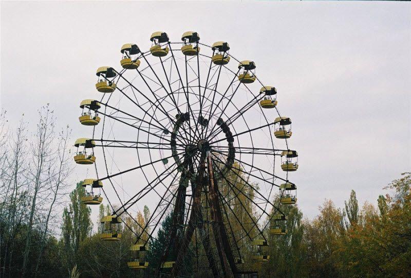 Chernobyl Amusement Park