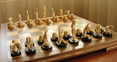 Russian chess 22