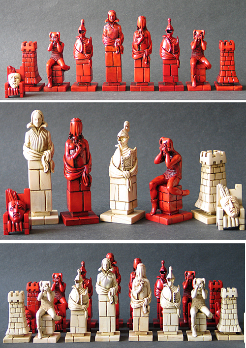 Russian chess 2