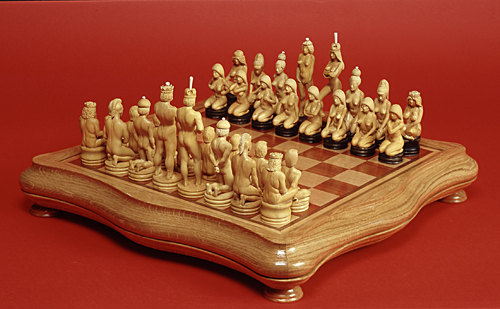 Russian chess 7