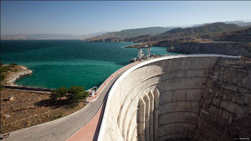 Chirkeiskaya Hydro-Electric Power Station