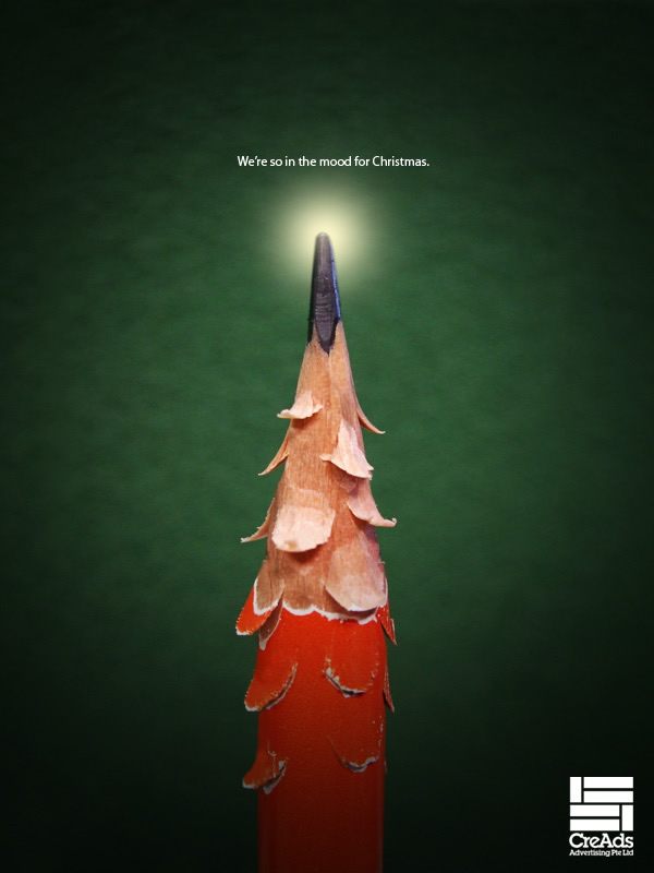 5 Inventive Christmas Ads Of All Times