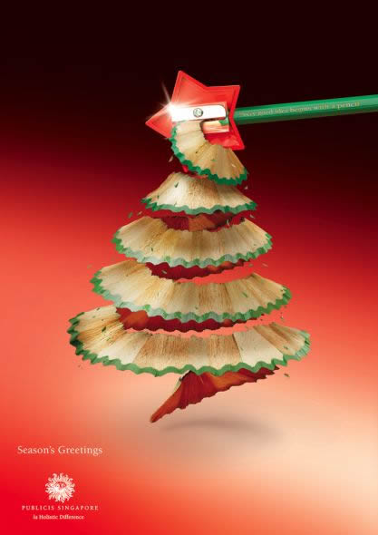 6 Inventive Christmas Ads Of All Times