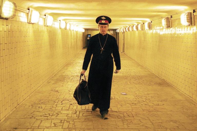 Russian Orthodox Church Priest 10