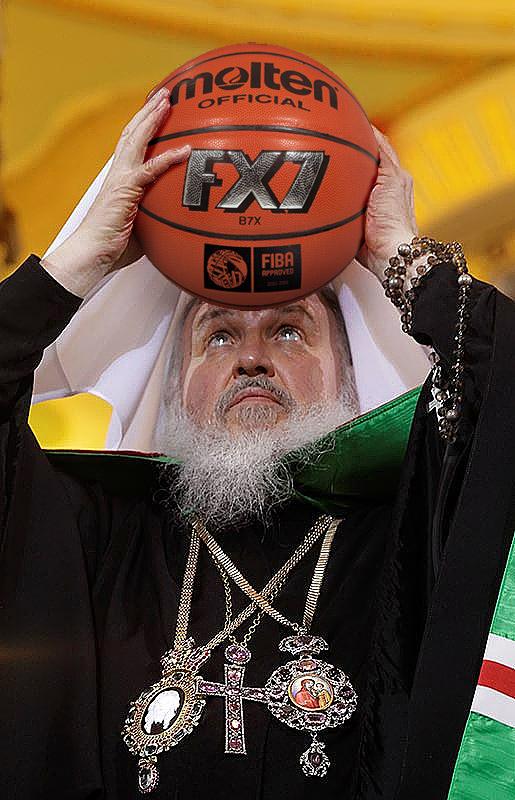 Russian Orthodox Church Priest 13