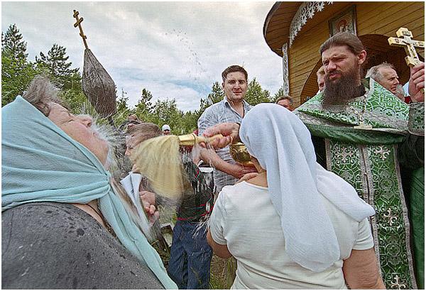 Russian Orthodox Church Priest 5