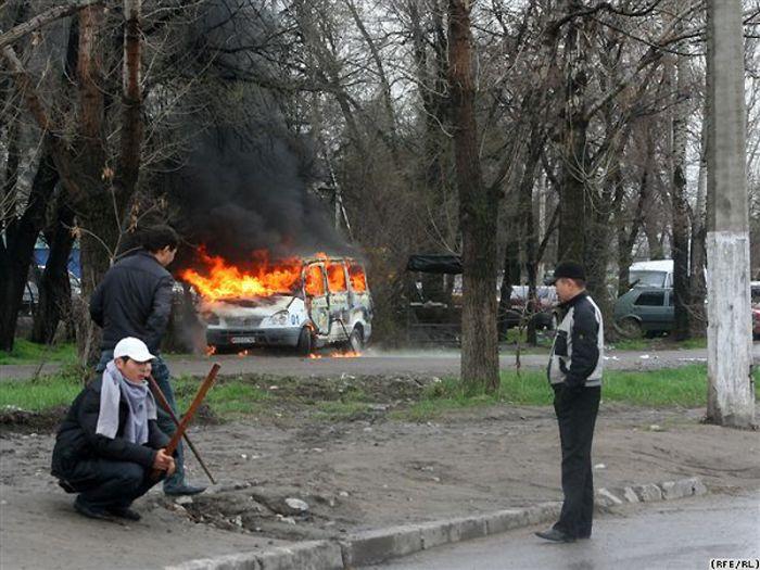 civil war in Kirgizia 2