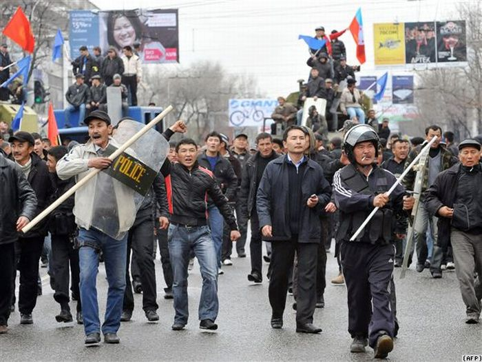 civil war in Kirgizia 20