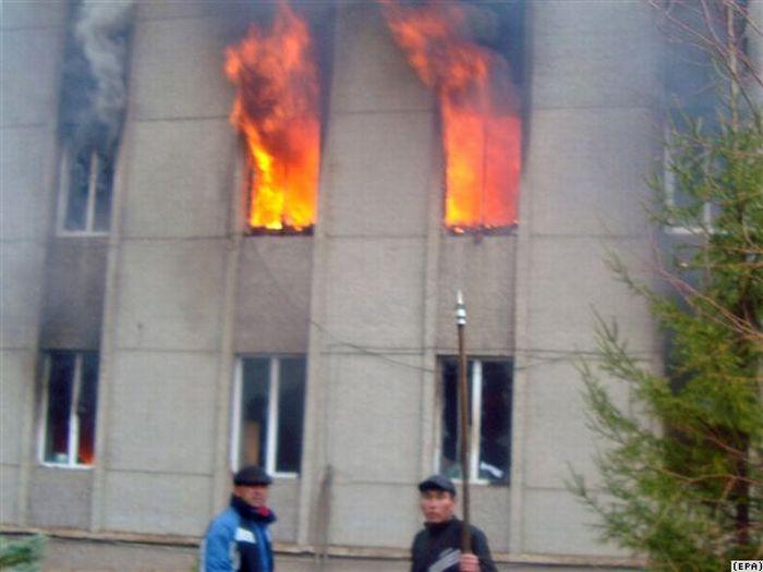 civil war in Kirgizia 21