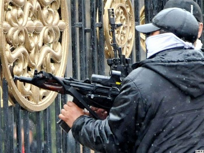 civil war in Kirgizia 22