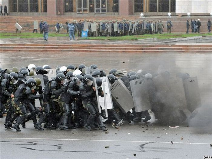 civil war in Kirgizia 23
