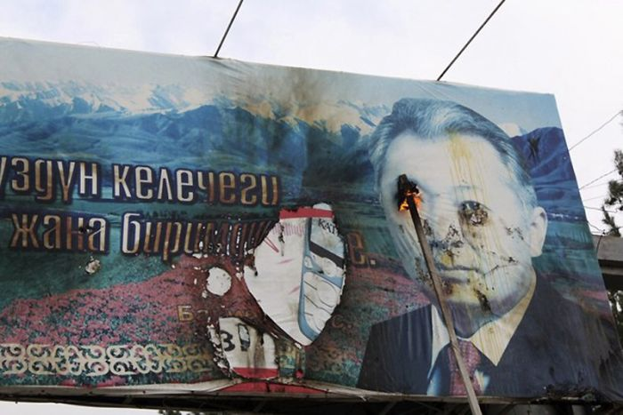 civil war in Kirgizia 9