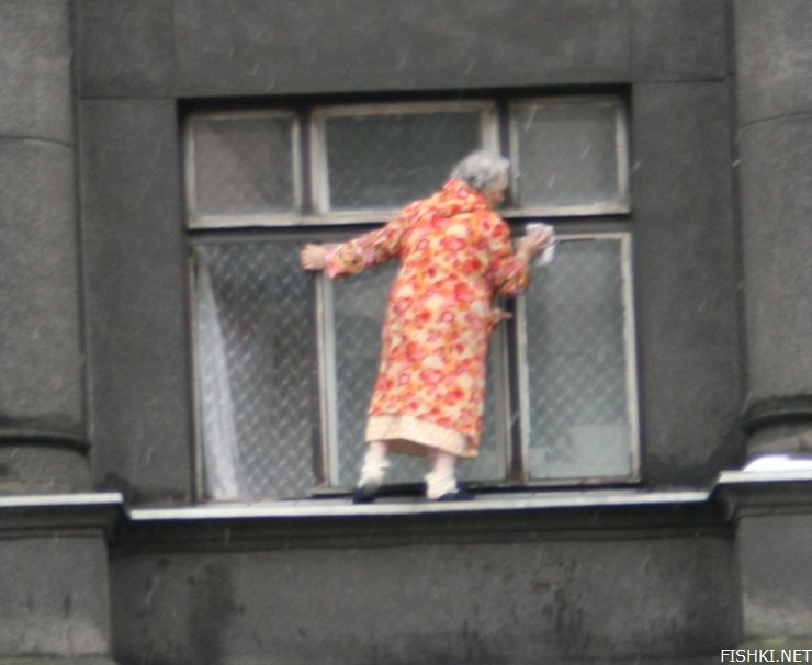 old lady, latvia 5